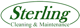 Sterling Cleaning and Maintenance Logo