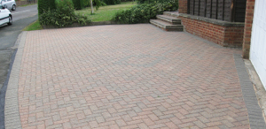 Driveway Cleaning from Sterling Cleaners Northampton