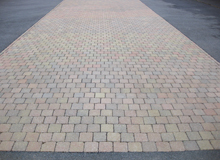 after block paving driveway cleaning