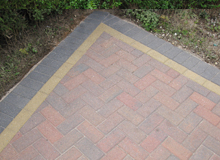 after block paving cleaning